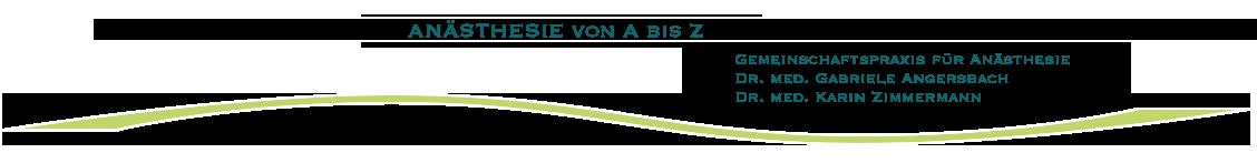 Anästhesie-Praxis Dres. med. Angersbach und Zimmermann
